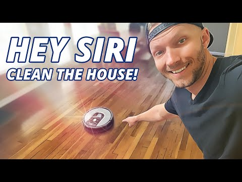 My HOMEKIT Roomba! - How To Expose Your Roomba Vacuum To HomeKit With Hoobs