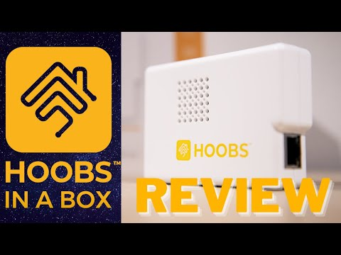 HOOBS Box Review - User Friendly Integration with Apple HomeKit