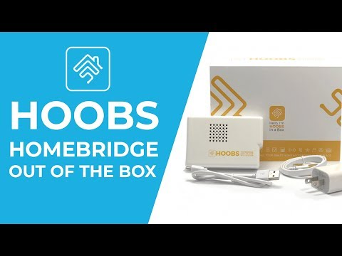 HOOBS Makes HomeBridge EASY! - HomeBridge Out Of The Box - HOOBS Version 3 First Look Setup & Review